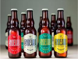 Cerveza Artesanal Candelaria
