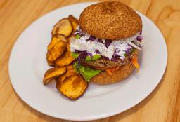 Quinua Veggie Burger