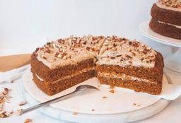 Torta de Zanahoria Mediana