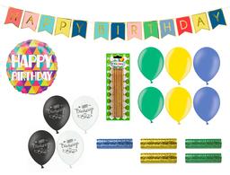 Pack Cumpleaños 3
