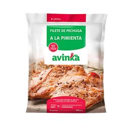 Filete Pechuga a la Pimienta X330gr