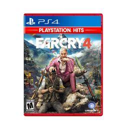 Ps4 Jgo Far Cry 4 Hit- Latam Ps4