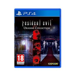 Ps4 Jgo Resident Evil Origins Collection - Ps4