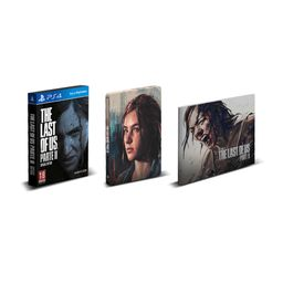 The Last Of Us 2 Se Steelbook - Ps4
