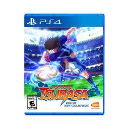 Captain Tsubasa (Supercampeones)