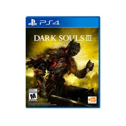 Ps4 Jgo Dark Souls 3 - Latam Ps4