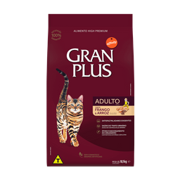 Gran Plus Gato Adulto Pollo Y Arroz  10Kg