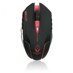 Mouse Gamer Wifi Alien Blk Mic M834Wl Recargable Micronics