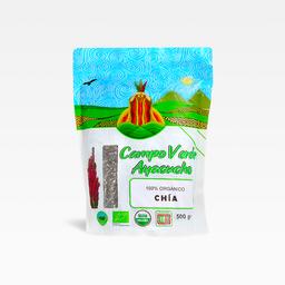 Campo Verde Chía Ayacucho 100 % Orgánico