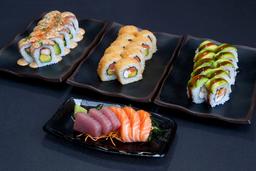 Sushi Clásico Plus