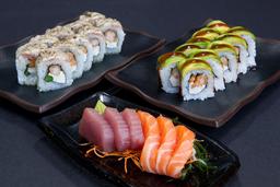 Sushi Moriawase Plus