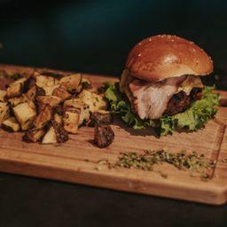 Hamburguesa Porky