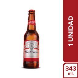 Budweiser  343 ml