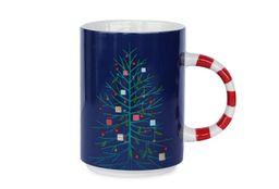 Taza Navidad Azul