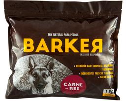 Barker Carne (1kg) - 20 hamburguesas