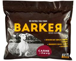 Barker Pavo (1kg) - 20 hamburguesas