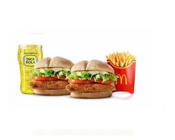 McCombo Especial de Full Pollo Clásico
