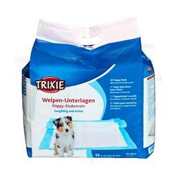 Trixie -Pads Para Entrenamiento De Piso (40 X 60 Cm) 50 Unidades