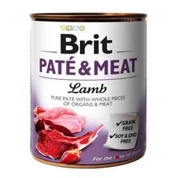 Brit Pate Y Meat 800Gr