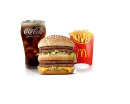 McCombo Doble Big Mac