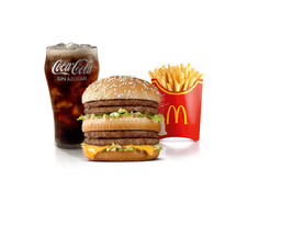 McCombo Doble Big Mac