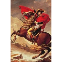 Rompecabeza 1000 - Napoleon Crossing The Alps