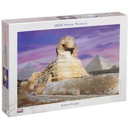 Rompecabeza 1000 - Pyramids Of Giza, Egypt