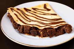 Crepe Nutella y Brownie