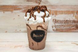 Milkshake de Brownie Sencilla