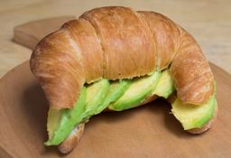 Croissant con Palta