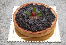 Cheesecake de Sauco