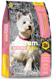 Nutram S7 Sound Small Breed Adult Dog Adulto Raza Pequeña