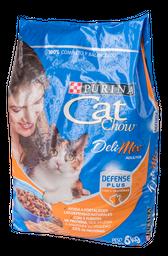 Cat Chow Deli Mix Ciq Carne Pavo y Pescado