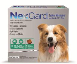 Nexgard: Caninos De 10.1Kg A 25Kg 68Mg