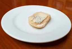 Bruschetta de Gorgonzola y Pera
