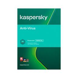 Kaspersky Antivirus 1 Equipo 2 Años