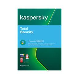 Kaspersky Antivirus Total Security 1 Dispositivo 1 Año