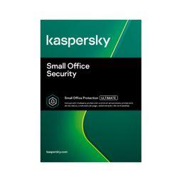 Kaspersky Antivirus Small Office 5 Dispositivos 1 Servidor 1 Año