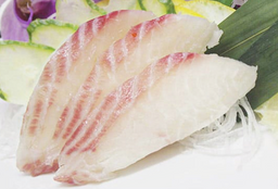 Sashimi de Pescado Blanco