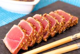 Sashimi de Atún Sellado