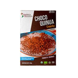 América Orgánica Cereal Chocolate Choco Quinua