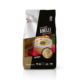 América Orgánica Pasta Andina Pasta Anelli