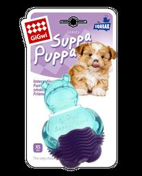 Gigwi - Juguete Para Cachorro Hipopotamo Azul