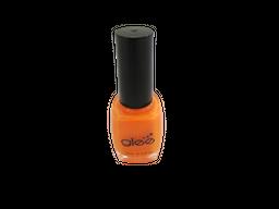 Esmalte De Uñas Glee Neon Naranja
