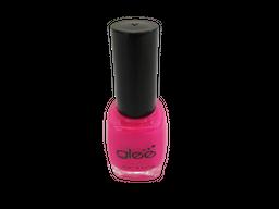 Esmalte De Uñas Glee Neon Rosado Oscuro