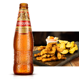 ¡COMBO! Chicken Fingers y Cerveza
