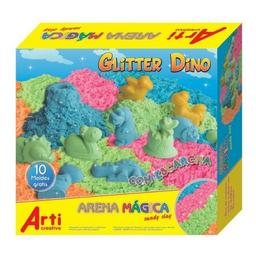 Arena Mágica Jurass Glitter Arti Creativo