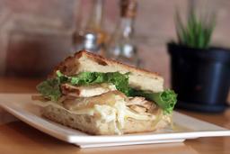Sándwich de Asado