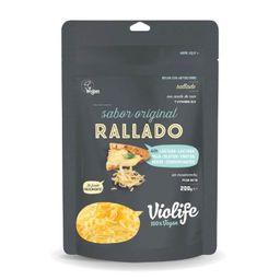 Violife Rallado Sabor Original 200G -