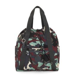 Mochila Art Backpack S Camo L